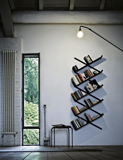 Mini Boox Bücherregal von Desalto