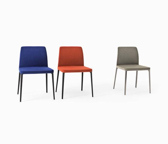 Nara chair by Desalto