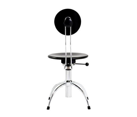 SE 43 swivel stool by Wilde + Spieth