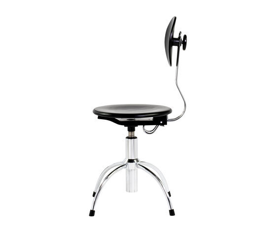 SE 43 swivel stool de Wilde + Spieth
