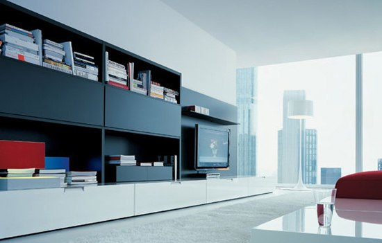Wall System de Poliform