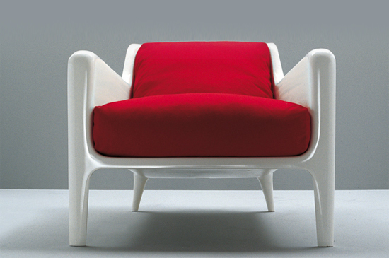 Cocca Armchair by ARFLEX
