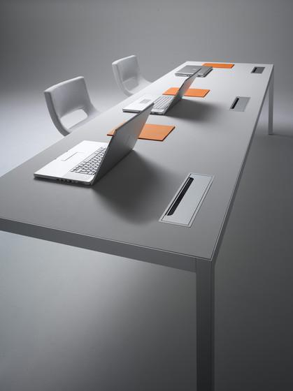 Desk de MDF Italia