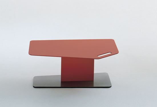 T-Bird side table by Bonacina Pierantonio