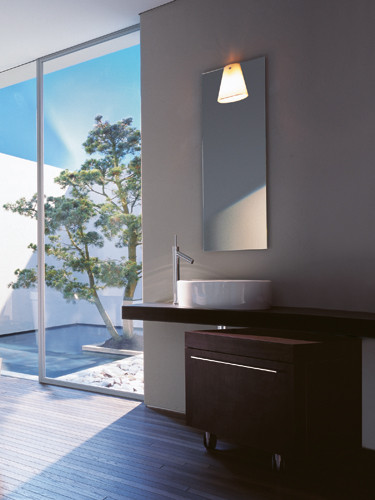 AXOR Starck 2-Hole Thermostatic Bath Mixer di AXOR