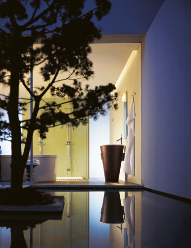 AXOR Starck - Shower Column by AXOR