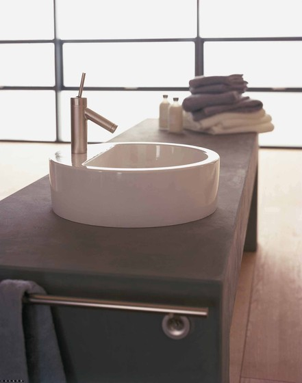 AXOR Starck Single Lever Bath Mixer by AXOR