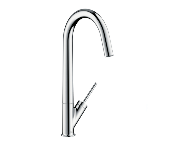 AXOR Starck Highflow S Thermostatic Mixer by AXOR