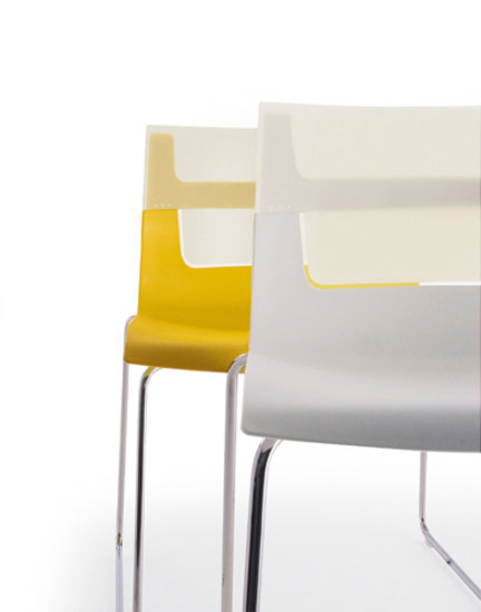 Ottochair OT/PB by B&B Italia