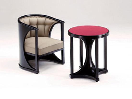 Hoffmann Tisch by WIENER GTV DESIGN