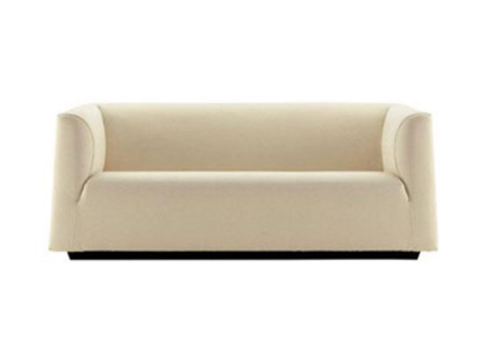 Koala two-seat sofa by WIENER GTV DESIGN