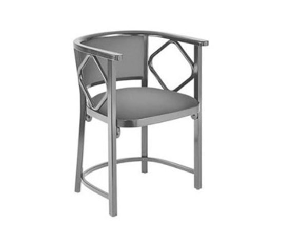 Jugendstil chair by WIENER GTV DESIGN