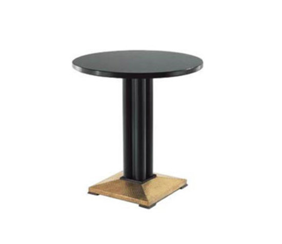 Jugendstil table by WIENER GTV DESIGN