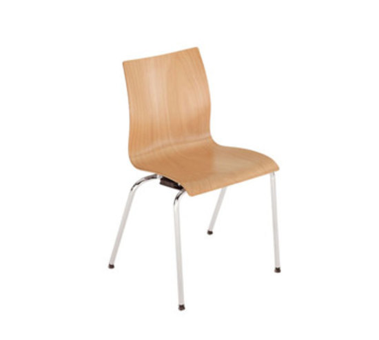 Hot Light chair by WIENER GTV DESIGN