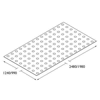 Thepel | 03 aluminium sheet by Fractal
