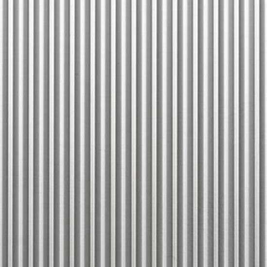 Wave Alu : 09 aluminium sheet by Fractal : Product
