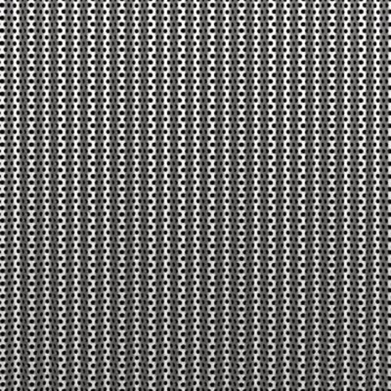 Wave Alu Perfo | 11 aluminium sheet de Fractal