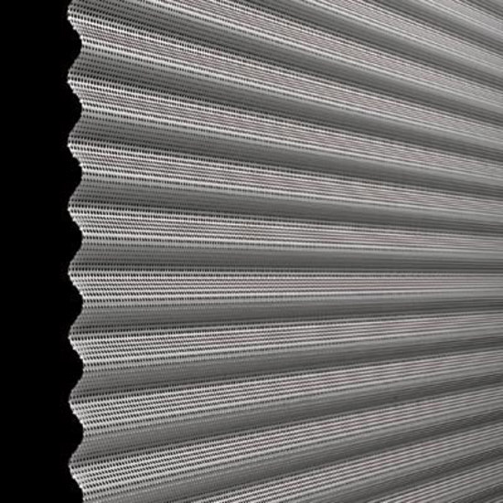 Slow Wave Perfo | 14 aluminium sheet de Fractal