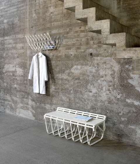 UPON Wall coat stand by Schönbuch