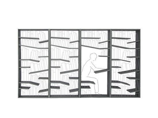 broken shelves [prototype] de mareike gast design