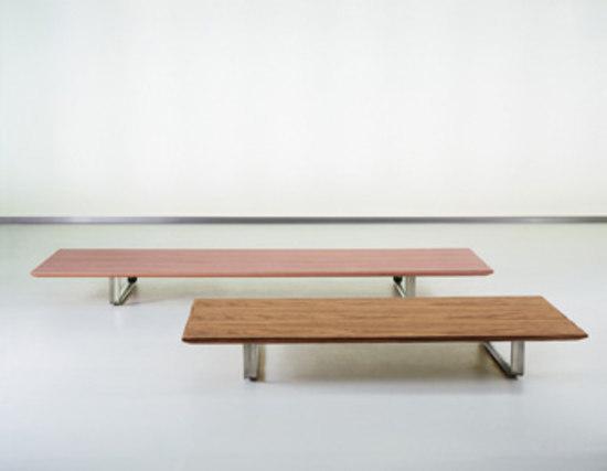 Skid coffee table by Tagliabue