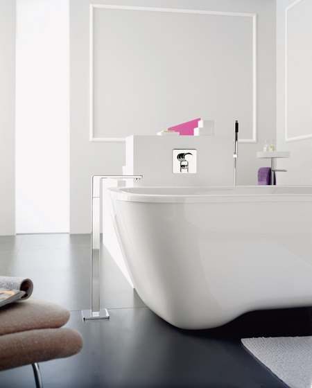 LULU - Single-lever shower mixer by Dornbracht
