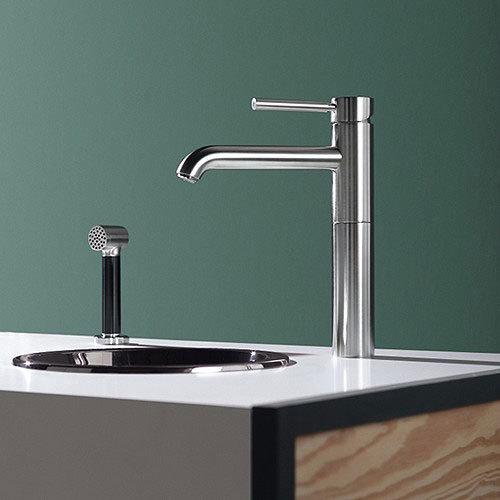 bathroom by dornbracht towel bar. Black Bedroom Furniture Sets. Home Design Ideas
