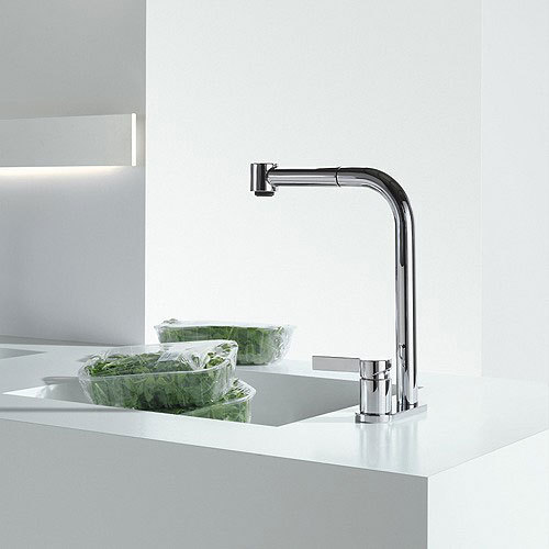 Elio - Single-lever mixer by Dornbracht