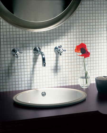 Madison - Single-hole basin mixer by Dornbracht