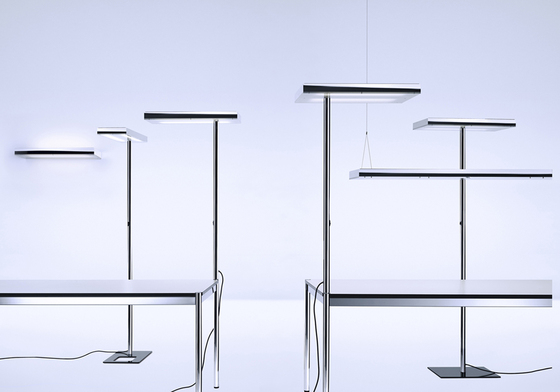 allgemeinbeleuchtung standleuchten office air led led. Black Bedroom Furniture Sets. Home Design Ideas