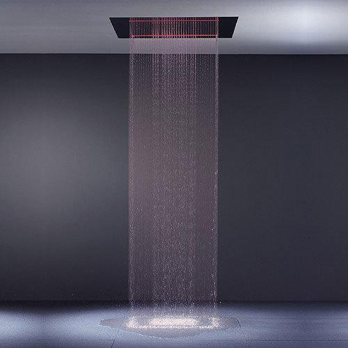RainSky E - for ceiling installation by Dornbracht