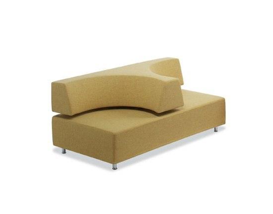 Baia modular seating system di B.R.F.