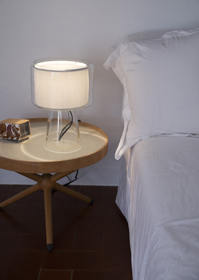Mercer cotton table lamp di Marset