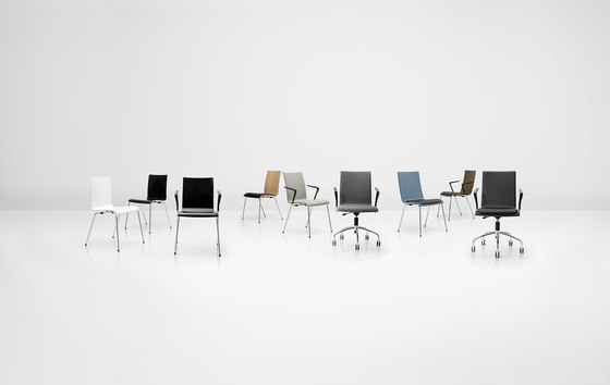 AND - Visitors chairs / Side chairs from Piiroinen | Architonic
