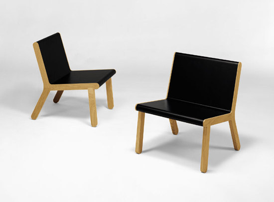 Sisina lounge chair by Novecentoundici