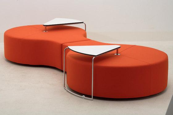 Connect JR Triple Sofa by Nurus