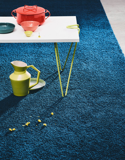 Poodle 1491 Goldregen by OBJECT CARPET
