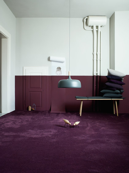 Pure 1228 Noir de OBJECT CARPET