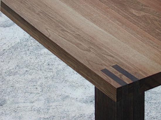 nodo coffee table by nut + grat