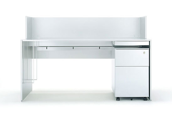 AIR FRAME 3008 desk system de IXC.