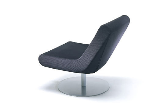 BOOMERANG PLUS swivel chair by IXC.