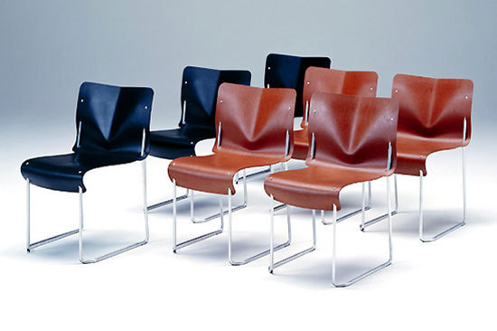 OLIO chair di IXC.