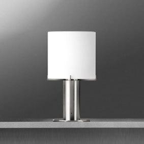 Table lamp 6515/6516/... by Glashütte Limburg