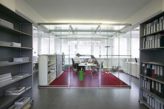 constructiv PON Office by Burkhardt Leitner