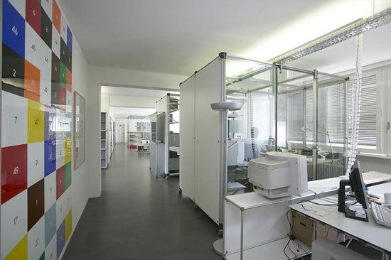 constructiv PON Office de Burkhardt Leitner