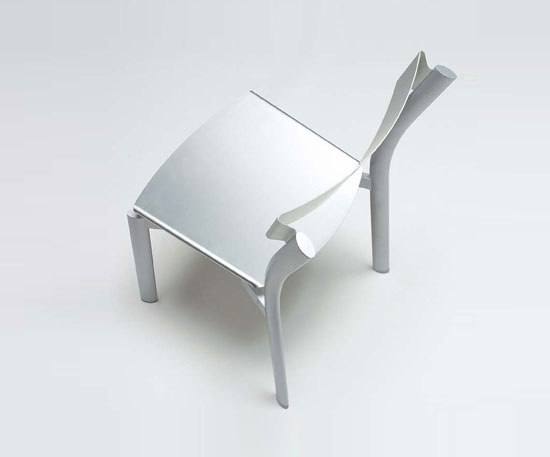 Alula Chair by Alfacto