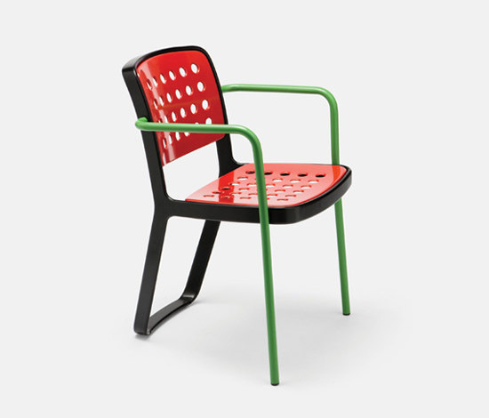De La Warr Pavillion Chair de Established&Sons
