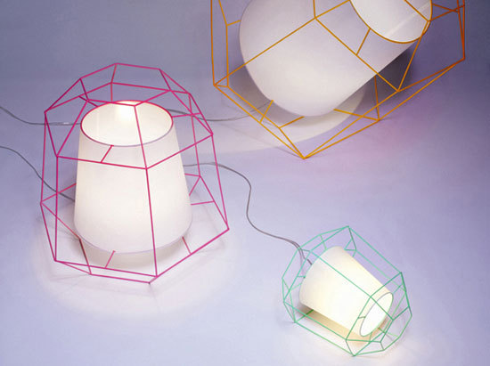 ExoMega floor lamp de Tools Galerie