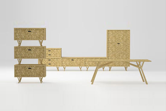 Ninho [prototype] by herme y monica