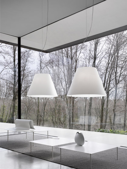 Grande Costanza suspension by LUCEPLAN